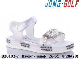 Джонг - Гольф Босоножки B20102-7 26-31