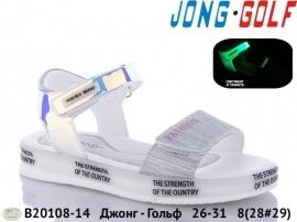 Джонг - Гольф Босоножки B20108-14 26-31