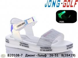 Джонг - Гольф Босоножки B20108-7 26-31