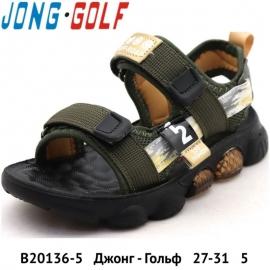 Джонг - Гольф Сандалии B20136-5 27-31