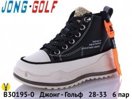 Джонг - Гольф Ботинки демисезонные B30195-0 28-33
