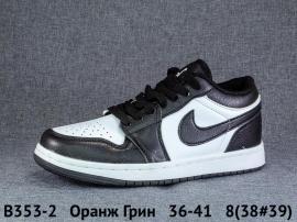 Оранж Грин Кроссовки закрытые B353-2 36-41