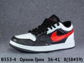 Оранж Грин Кроссовки закрытые B353-4 36-41