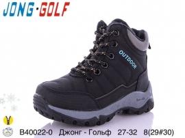 Джонг - Гольф Ботинки зимние B40022-0 27-32