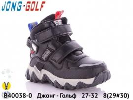 Джонг - Гольф Ботинки зимние B40038-0 27-32