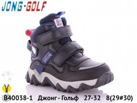 Джонг - Гольф Ботинки зимние B40038-1 27-32
