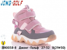 Джонг - Гольф Ботинки зимние B40038-8 27-32