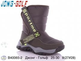 Джонг - Гольф Дутики B40065-2 25-30