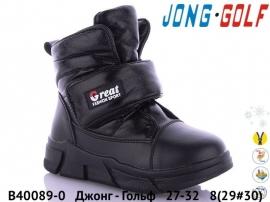 Джонг - Гольф дутики B40089-0 27-32