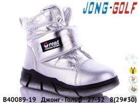 Джонг - Гольф дутики B40089-19 27-32