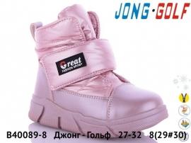 Джонг - Гольф дутики B40089-8 27-32