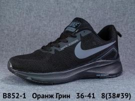 Оранж Грин Кроссовки летние B852-1 36-41