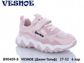 VESNOE (Джонг Гольф) Кроссовки закрытые B90409-8 27-32