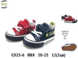 BBX Кеды C025-6 20-25