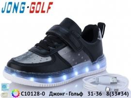 Джонг - Гольф Кроссовки LED C10128-0 31-36