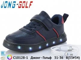 Джонг - Гольф Кроссовки LED C10128-1 31-36