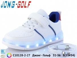Джонг - Гольф Кроссовки LED C10128-2-27 31-36