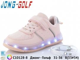 Джонг - Гольф Кроссовки LED C10128-8 31-36