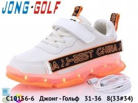 Джонг - Гольф Кроссовки LED C10156-6 31-36