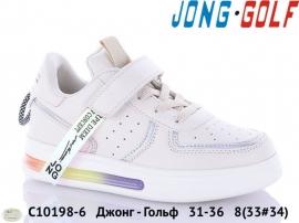Джонг - Гольф Кеды C10198-6 31-36