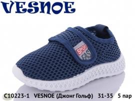 VESNOE (Джонг Гольф) Слипоны C10223-1 31-35
