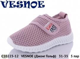 VESNOE (Джонг Гольф) Слипоны C10223-12 31-35