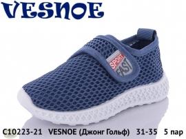 VESNOE (Джонг Гольф) Слипоны C10223-21 31-35