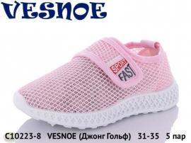 VESNOE (Джонг Гольф) Слипоны C10223-8 31-35
