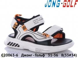 Джонг - Гольф Сандалии C20063-6 31-36