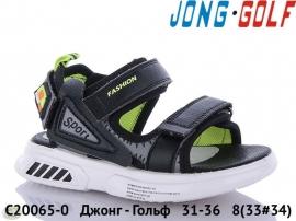 Джонг - Гольф Сандалии C20065-0 31-36