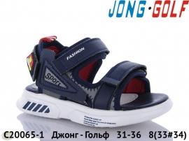 Джонг - Гольф Сандалии C20065-1 31-36
