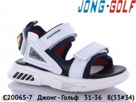 Джонг - Гольф Сандалии C20065-7 31-36