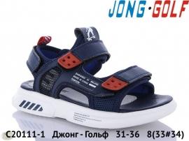 Джонг - Гольф Сандалии C20111-1 31-36