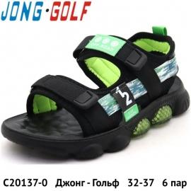 Джонг - Гольф Сандалии C20137-0 32-37