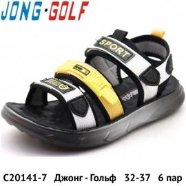 Джонг - Гольф Сандалии C20141-7 32-37