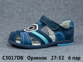 Орленок Сандалии C3017DB 27-32