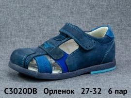 Орленок Сандалии C3020DB 27-32