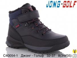 Джонг - Гольф Ботинки зимние C40054-1 32-37