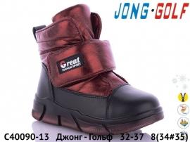 Джонг - Гольф дутики C40090-13 32-37