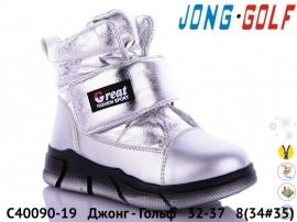 Джонг - Гольф дутики C40090-19 32-37