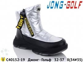 Джонг - Гольф Дутики C40152-19 32-37