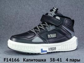 Капитошка Ботинки демисезонные F14166 38-41