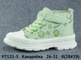 Канарейка Ботинки демисезонные F7121-5 26-31