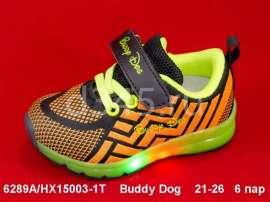 Buddy Dog. LED кроссовки