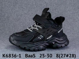 BaaS Ботинки демисезонные K6836-1 25-30