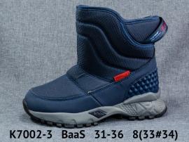 BaaS Дутики K7002-3 31-36
