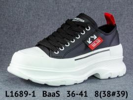 BaaS Кеды L1689-1 36-41