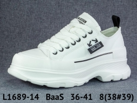 BaaS Кеды L1689-14 36-41