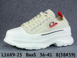 BaaS Кеды L1689-25 36-41