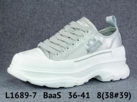BaaS Кеды L1689-7 36-41